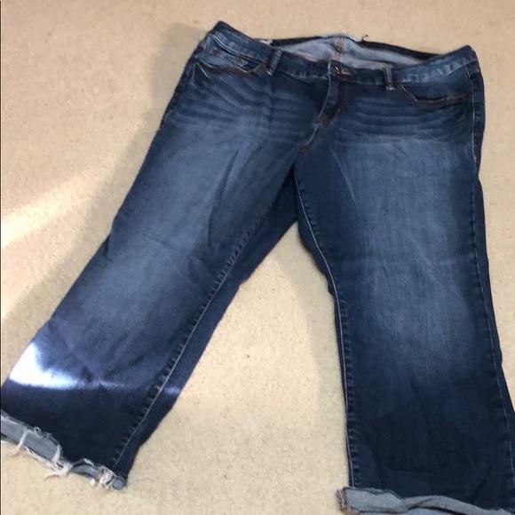 torrid Denim - Torrid Flare style jeans EUC size 16